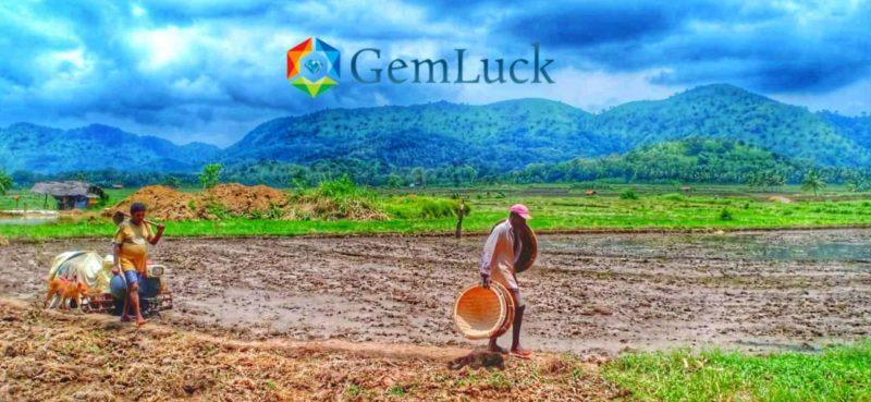 Gem Mining In Sri lanka - Gem Luck ( Natural Gemstones