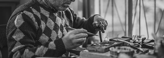 jewelery forging