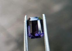 natural purple spinel high quality natural gemtones